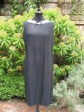 1960's Fine wool gaberdine vintage sack dress **SOLD**